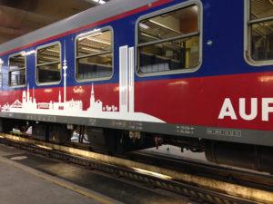 Dopravce HKX jezdí mezi Hamburkem a Kolínem nad Rýnem. Foto: HKX