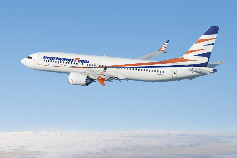 SmartWings B737 MAX, foto: Travel Service