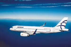 A320, foto: Aegean