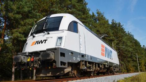 Siemens EuroSprinter Taurus 183.714, foto: AWT