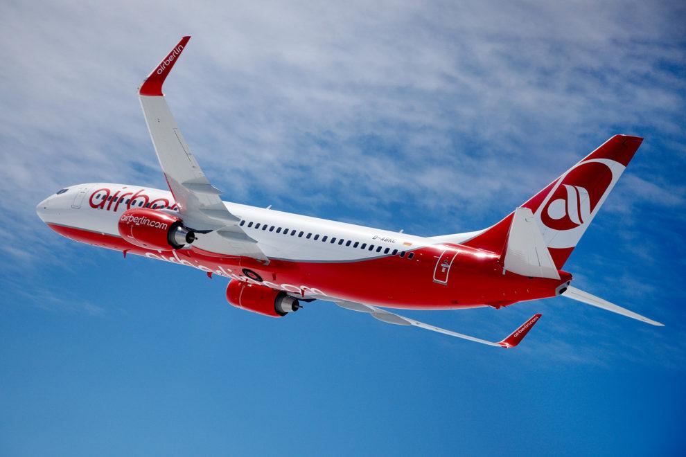 Boeing 737, foto: airBerlin