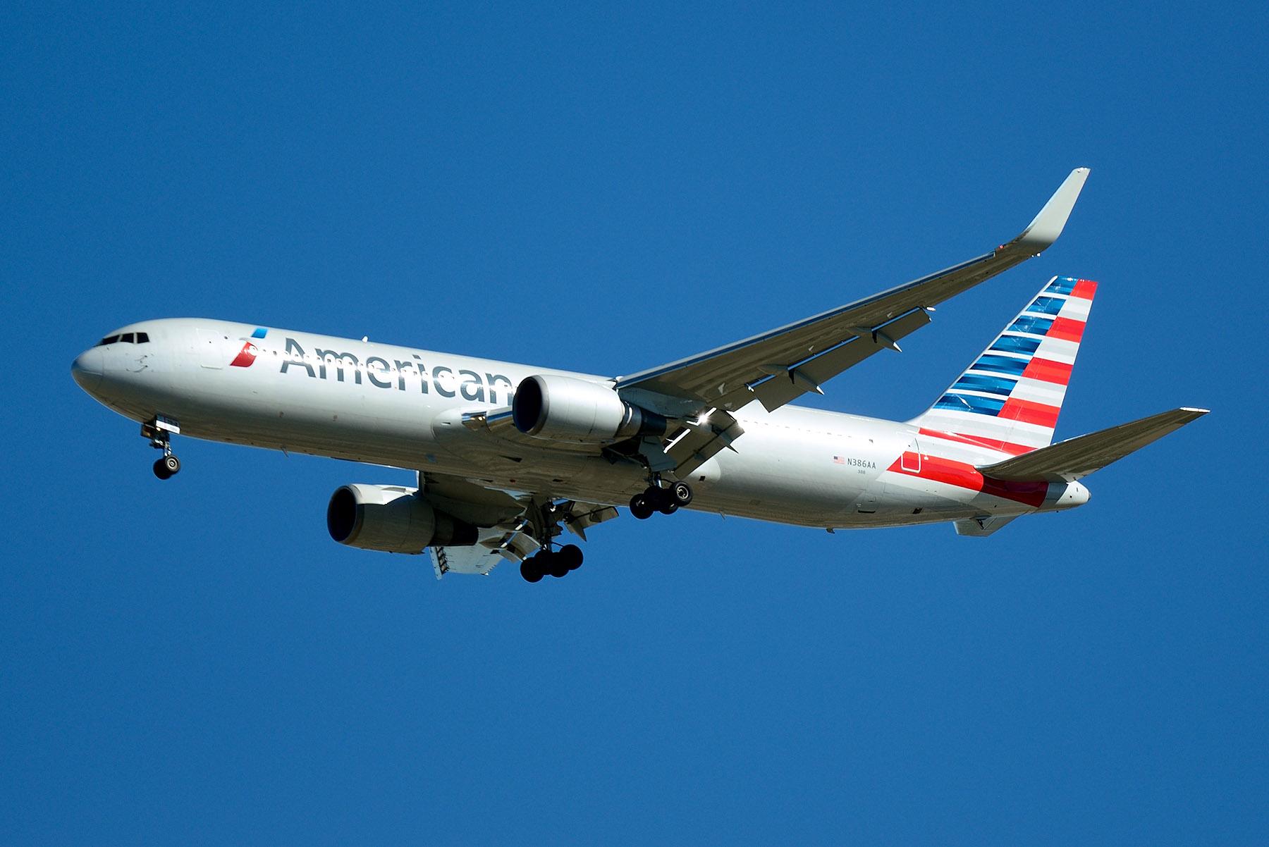 B767-300, foto: American Airlines