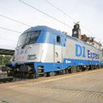 Lokomotiva 380, D1 Express, Praha hl.n., foto: České dráhy