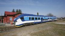 Motorová jednotka 844 RegioShark, foto: České dráhy