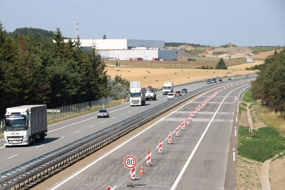 Dálnice D1, foto: Ministerstvo dopravy