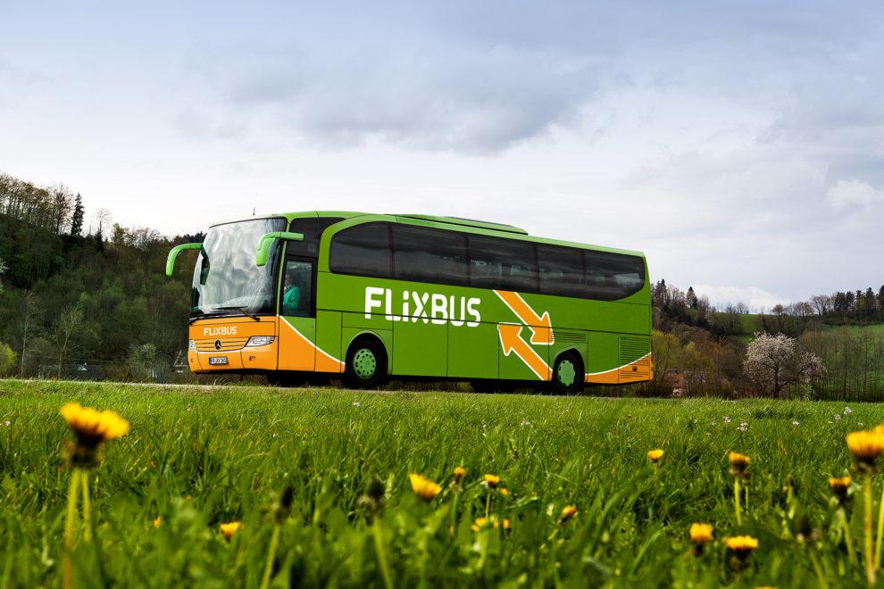 Autobus Mercedes, foto: FlixBus