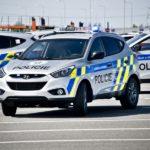 Hyundai má podle smlouvy dodat Policii ČR až 809 vozidel Tucson: Foto: Policie ČR