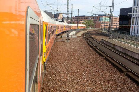 Souprava LEO Express Locomore, Berlin Stadtbahn, foto: Zdopravy.cz