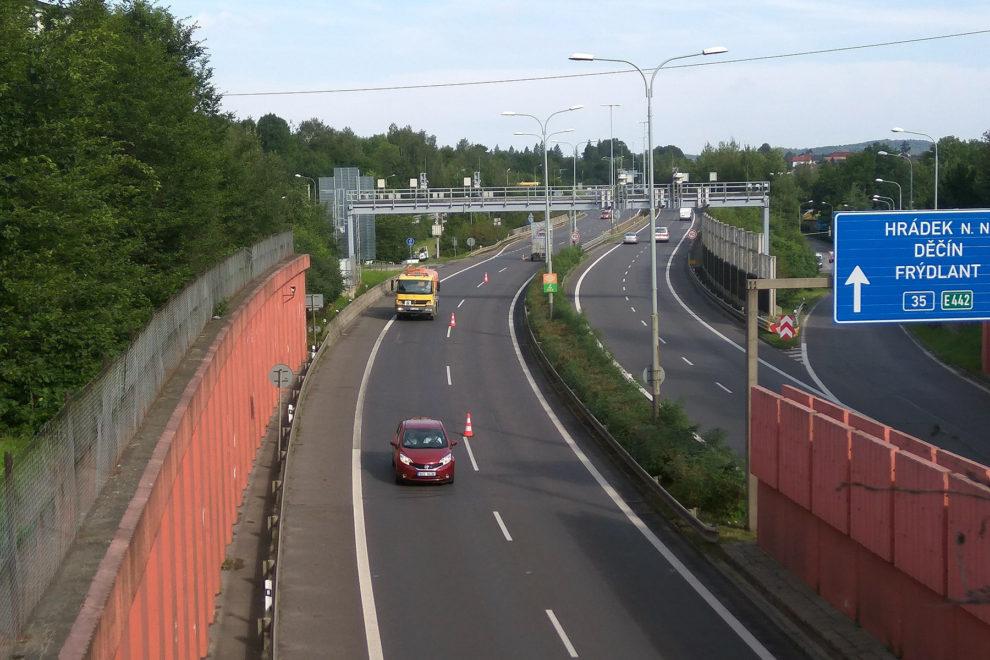 Mýtná brána, foto: Zdopravy.cz/Jan Sůra