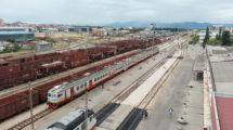 Nádraží Podgorica, foto: AŽD Praha