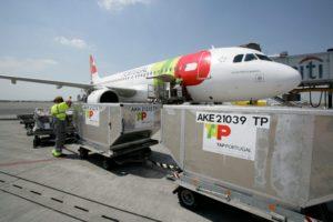 A319 TAP Portugal, foto: Letiště Praha
