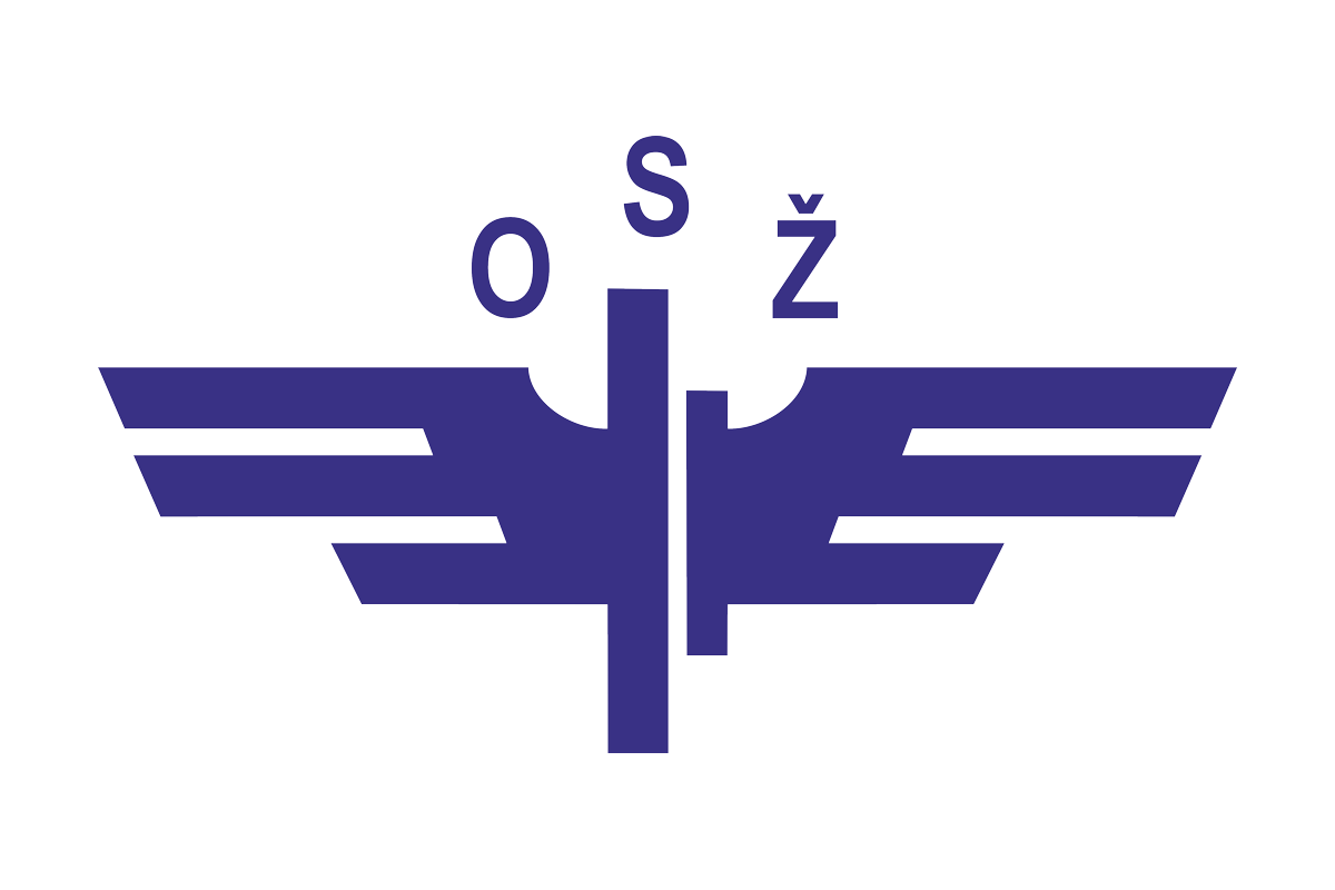 Logo Odborového svazu železnic, foto: OSŽ