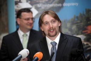 Pavel Dobeš vedl ministerstvo dopravy od července 2011 do prosince 2012. Foto: ministerstvo dopravy