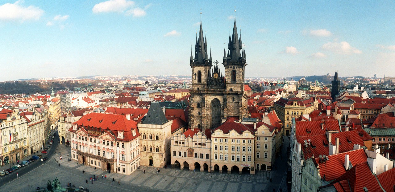 Staroměstské náměstí, Praha, zdroj: Prague City Tourism