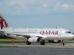 Let QR291 Qatar Airways Doha - Praha poprvé přistál v Praze, foto: Zdopravy.cz/Josef Petrák
