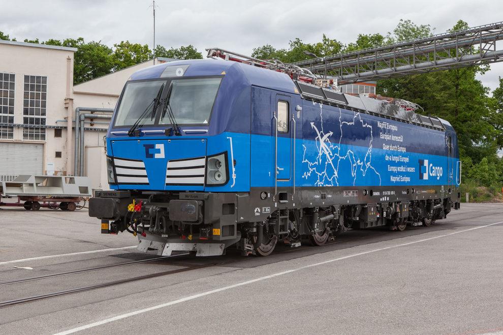 Vectron ČD Cargo, foto: Siemens