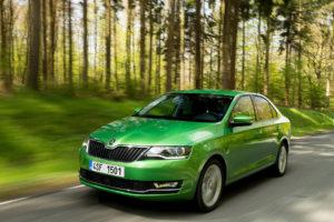 Rapid Liftback, foto: Škoda Auto