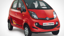 GenX Nano Celebration Edition, foto: Tata Motors
