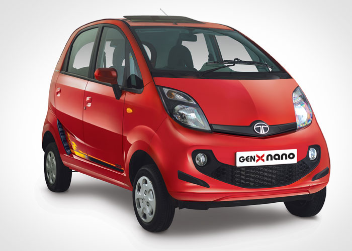 GenX Nano Celebration Edition, foto: Tata Motors