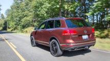 SUV Touareg 2017, foto: Volkswagen