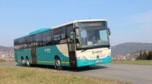 Autobus Iveco v barvách dopravce Arriva. Foto: Arriva