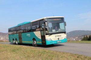 Autobus v barvách dopravce Arriva. Foto: Arriva