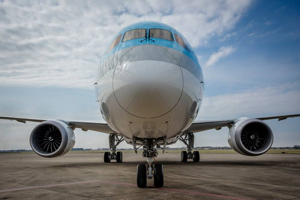 Boeing 787 společnosti Korean Air. Foto: Korean Air