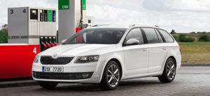 Nejprodávanějším vozem na CNG je u nás Škoda Octavia G-Tec. Foto:Škoda Auto