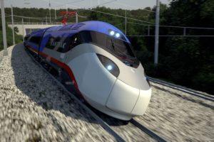 Nové rychlovlaky, které vyvinul Alstom pro Amtrak: Foto: Alstom