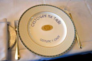 Hlavní obrázek stránek Cestování na talíři. Foto: Cestování na talíři.