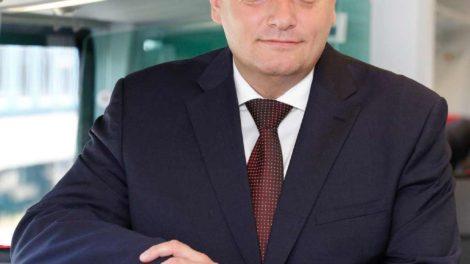 Předseda představenstva Českých drah Pavel Krtek. Foto: České dráhy