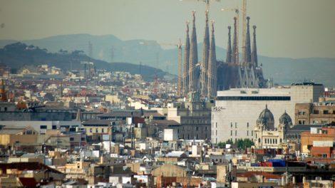 Barcelona. Foto: Jan Sůra