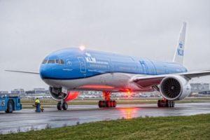Boeing 777 firmy KLM. Autor: KLM