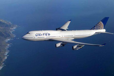 Boeing 747-400 společnosti United Airlines. Foto: United