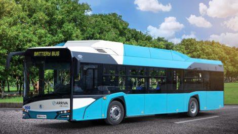 Elektrobus Škoda Perun. Autor: Škoda Electric