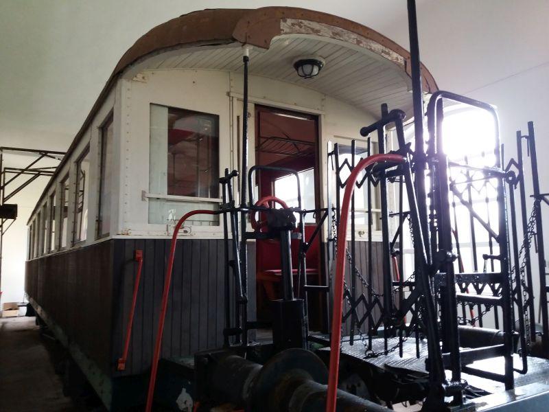 Dřevěný vagon z roku 1913 společnosti Railway Capital. Autor: Zdopravy.cz/Jan Šindelář