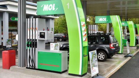 Čerpací stanice. Ilustrační foto. Zdroj: www.molcesko.cz