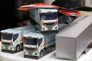 Modely kamiónů Iveco, foto: Šmídl