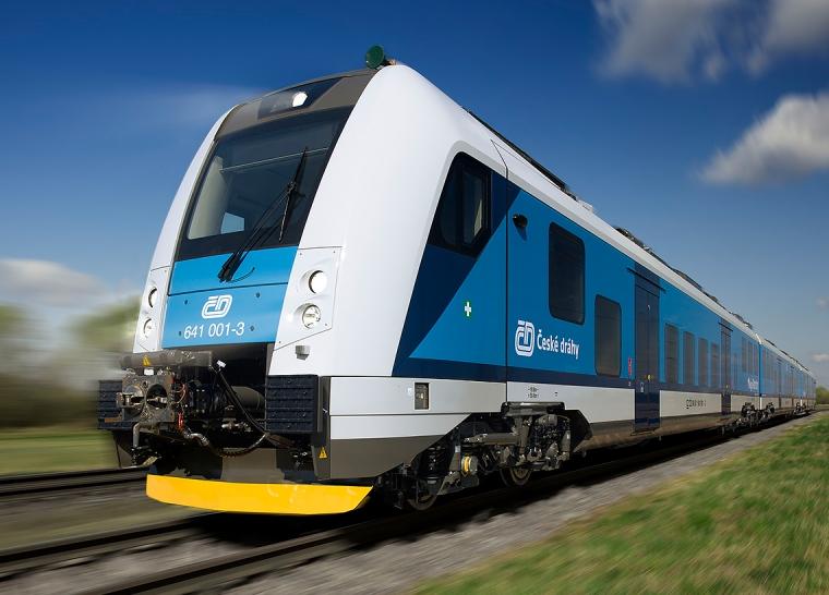 Jednotka Regiopanter pro provoz na elektrifikovaných regionálních tratích. Foto: Jan Sůra