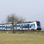 Jednotka 640 RegioPanter, foto: České dráhy