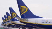 Ryanair používá výhradně letadla Boeing 737-800. Foto: Ryanair