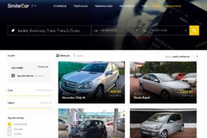Služba SmileCar, foto: Zdopravy.cz