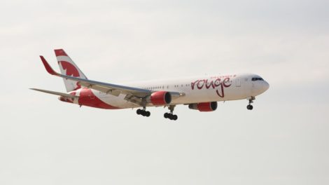 Air Canada rouge Autor: Shutterstock