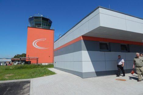 Letiště České Budějovice. Autor: Zdopravy.cz/Jan Šindelář