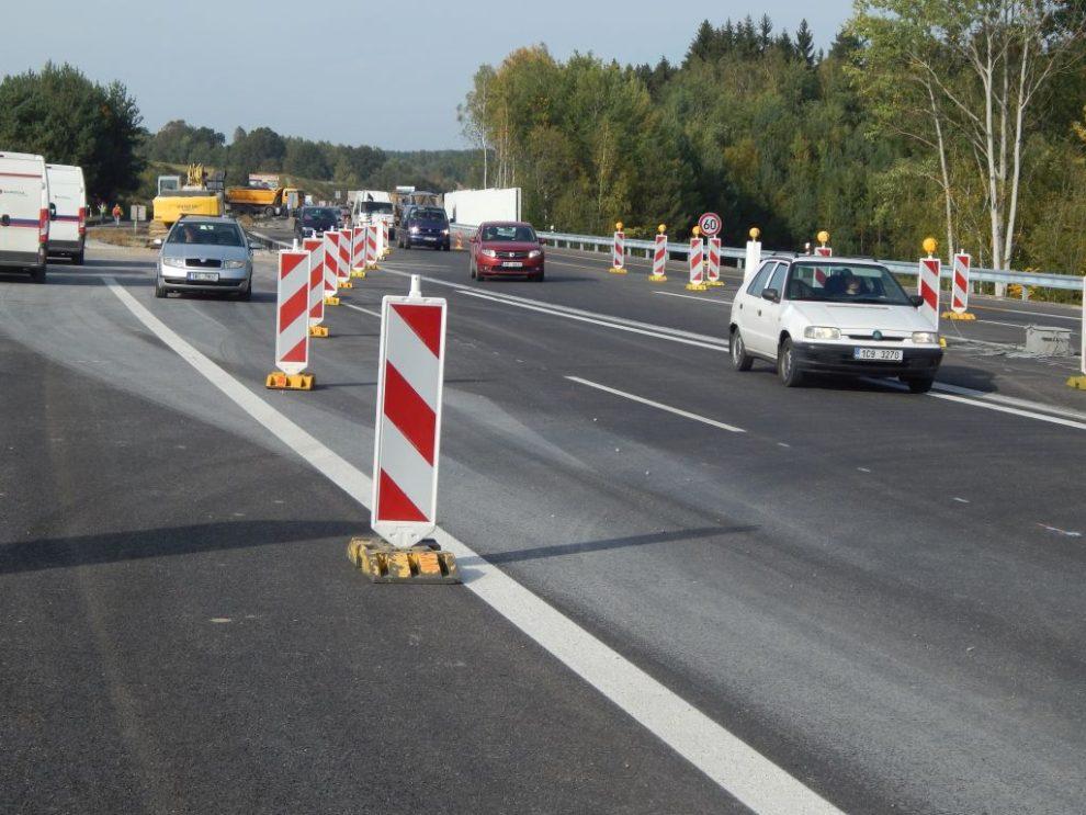Dálnice D3, ilustrační foto. Autor: Zdopravy.cz/Jan Šindelář