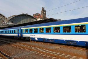 Na vlaky EuroCity Praha - Berlín - Hamburk nasazují České dráhy jedny ze svých nejlepších vozů. Foto: České dráhy