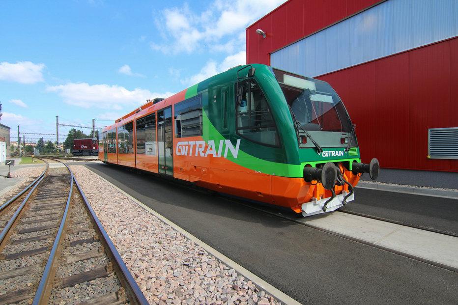 Vlak GW Train. Ilustrační foto. Autor: Jihotrans Group