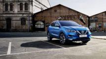 Nissan Qashqai byl v září 2017 poprvé druhým nejprodávanějším autem v Evropě. Foto: Nissan