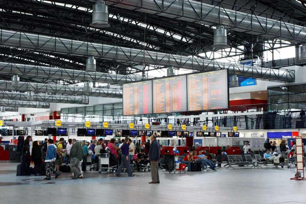 Terminál 2 Letiště Václava Havla. Foto: Letiště Praha