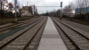 Nástupiště Brno Slatina. Autor: SŽDC